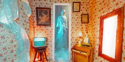 Atlas Obscura Society Los Angeles: Portrait Sitting with Karen Jerzyk