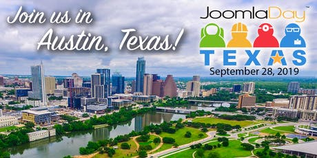 JoomlaDay Texas 2019 tickets