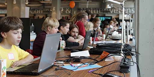 CoderDojo Delft - 21 december 2019