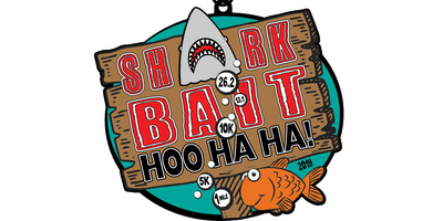 Shark Bait Hoo Ha Ha 1 Mile, 5K, 10K, 13.1, 26.2-Spokane
