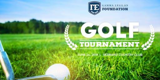 Gamma Epsilon Foundation 2019 Golf Tournament