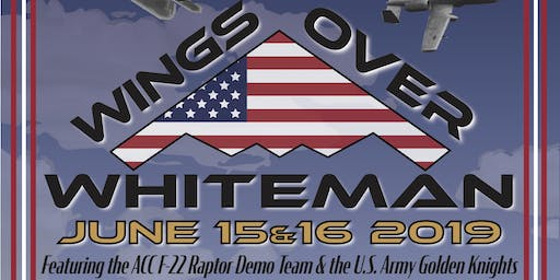 2019 Wings Over Whiteman Air and Space Show