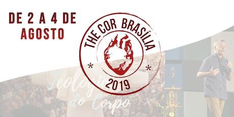 Simpósio de Teologia do Corpo - The Cor Brasília - dias 02, 03 e 04 de agosto de 2019 ingressos