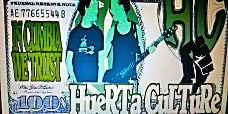 Huerta Culture Sunday Nights tickets