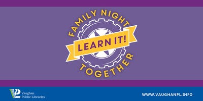 Family Night: Learn It! Together