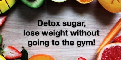 Detox Sugar, Lose Weight Diet Membership