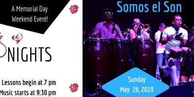 Somos el Son at The Flamingo - Memorial Day Wknd - May-26-19