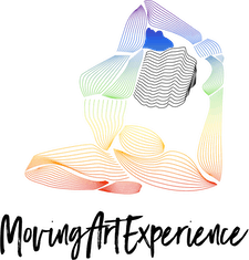 Moving Art Experience logo