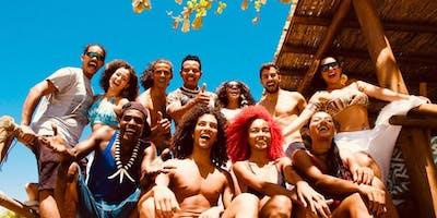Brazouka Beach Festival 2 (Porto Seguro, Brazil)
