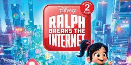 Movies on the Green - Ralph Breaks the Internet tickets