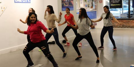 BollyJazz Dance Class presented by TagWell tickets