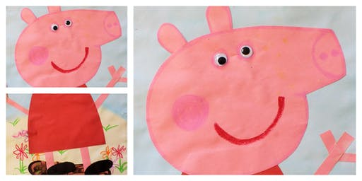 Peppa Pig Workshop (18 Months-6 Years)