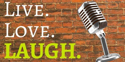 Live.Love.LAUGH 2019: A Night of Stand-Up for Bread & Roses