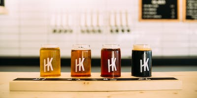 The Canadian Comedy Brewery Tour - BACK At High Key Brewing Co!