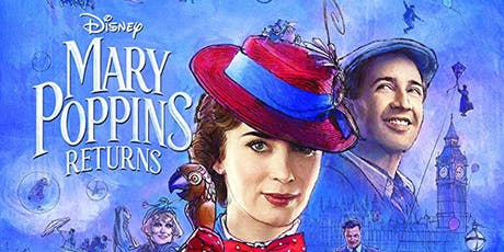 Movies on the Green - Mary Poppins Returns tickets