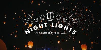 Night Lights: Sky Lantern Festival - Pocono Raceway