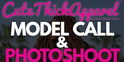 Atlanta - Cute Thick Apparel Model Call & Photo Shoot Tour