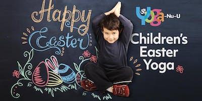 Kids Easter Yoga Session
