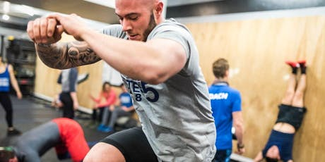 RUNHealthy: EVF 360 with EVF CrossFit Columbus Circle tickets