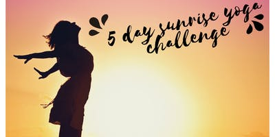 Spring Sunrise Yoga 5 Day Challenge