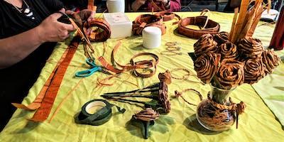 Art Night: Cedar Weaving