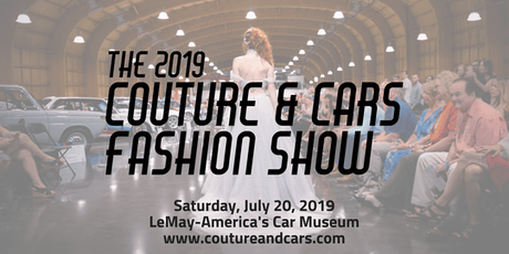 The 2019 COUTURE & CARS FASHION SHOW tickets