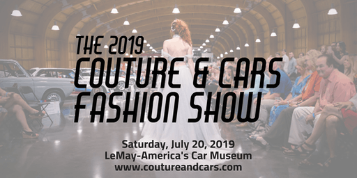 The 2019 COUTURE & CARS FASHION SHOW