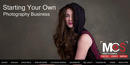 Starting your own Photography Business - Denver
