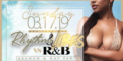 Rhythm & Vibes, Bottomless Brunch + Day Party, Bdays Free Champagne Bottle