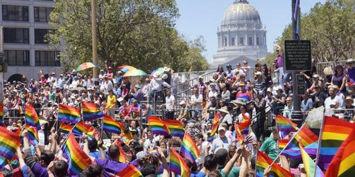 San Francisco Pride '19 Grandstand Seating