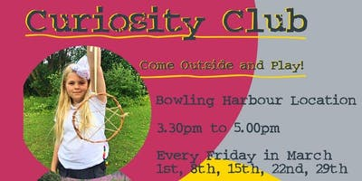 Curiosity Club At Bowling Harbour