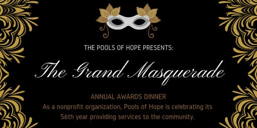 Pools Of Hope Grand Masquerade Awards Dinner