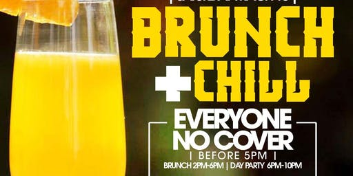 TD Group Presents: Brunch & Chill - Bottomless Brunch + Day Party + Hookah