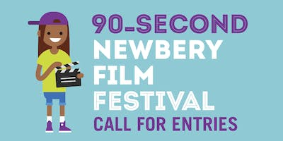 90-second Short Newbery Film Flestival, enter your film
