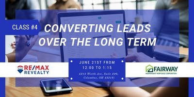 Converting Leads Over the Long Term
