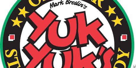 Yuk Yuks  Sumner Comedy Series at the Tsawwassen Legion tickets