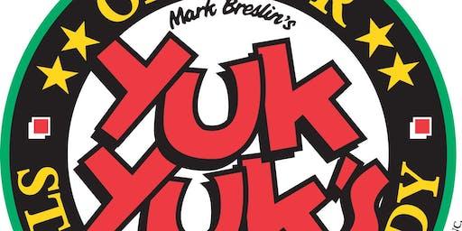 Yuk Yuks  Sumner Comedy Series at the Tsawwassen Legion