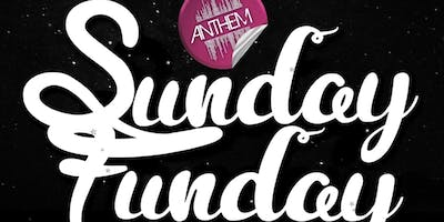 SUNDAY FUNDAY IN Atlantic City- REDUCED ADMISSION ANTHEM NIGHTCLUB