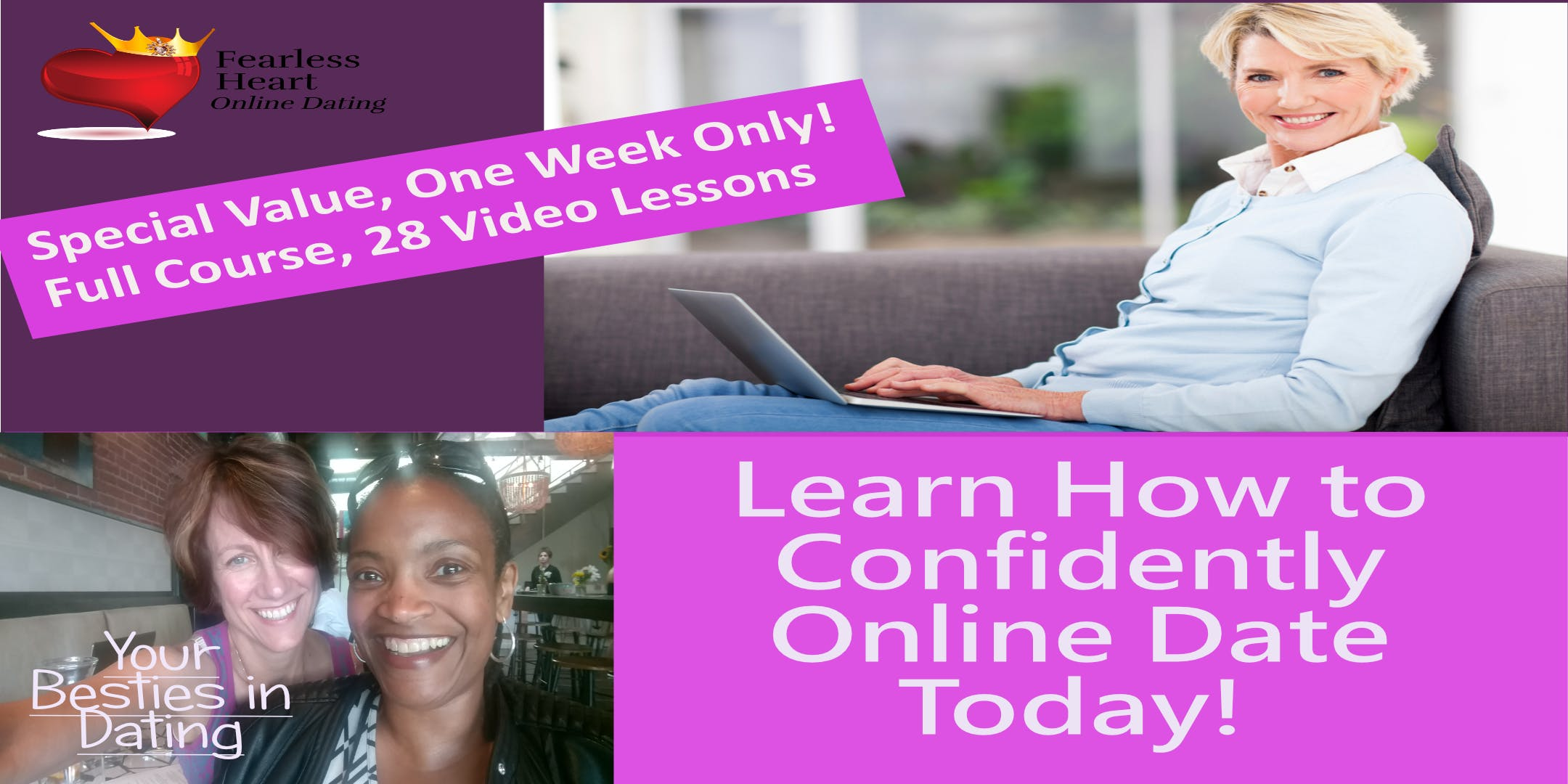 Rule Your Online Dating! for Women Over 45, B