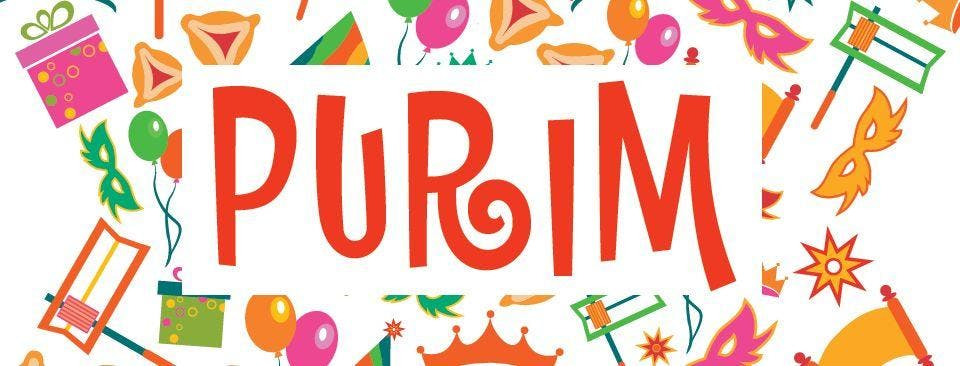 Purim Play by the Not ready for Purim-Time Pl