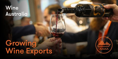 Growing Wine Exports - Export Ready Session (Melbourne, VIC) tickets