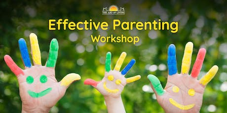 Effective Parenting tickets