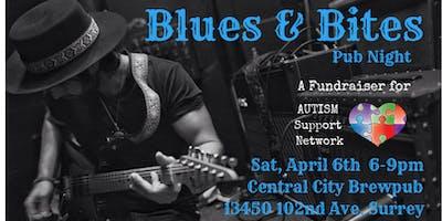 Blues & Bites Pub Night