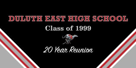 EHS • Class of 1999 • 20 Year Reunion tickets