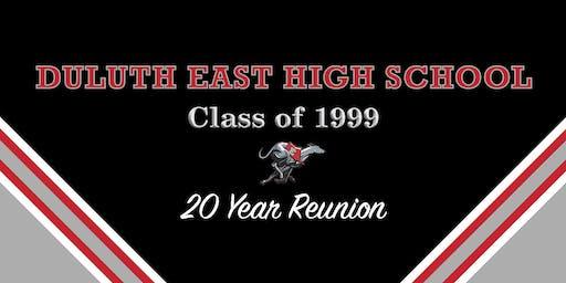 EHS • Class of 1999 • 20 Year Reunion