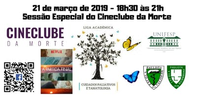Cineclube da Morte - A Partida Final - UNIFESP