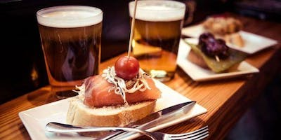 Second Annual Craft Beer & Foodie Night