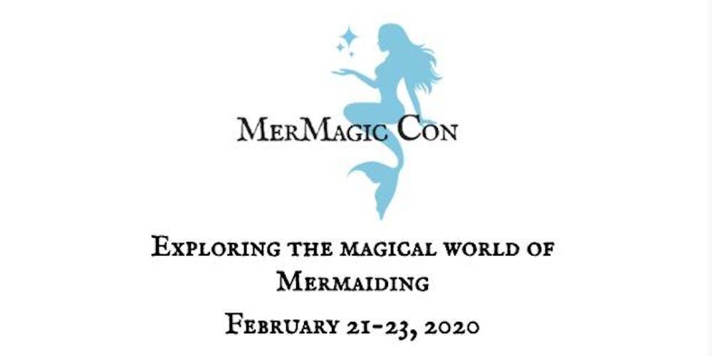 Dc Calendar February 4 2020 MerMagic Con 2020 Tickets, Fri, Feb 21, 2020 at 4:00 PM | Eventbrite
