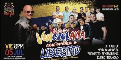 Rumba Venezolana *** Aroma a Libertad
