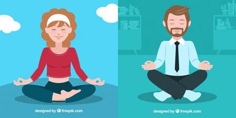 Meditate Together @ Girrawheen Library tickets